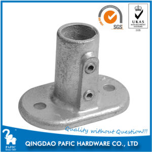 Malleable Iron Pipe Fittings / Rolling Base Flange pictures & photos