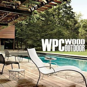 Anti-Slip WPC Wood Plastic Composite Swimming Pool pictures & photos
