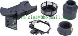 Injection Molded Plastic Parts pictures & photos