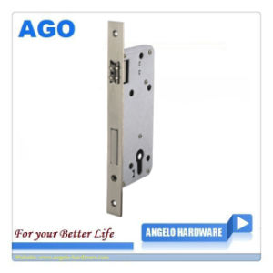European Motise Lock Body with Steel Plate (AG-B2)