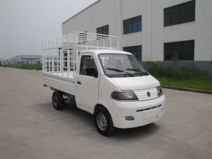 Grid Type Electric Truck with Single Cab pictures & photos