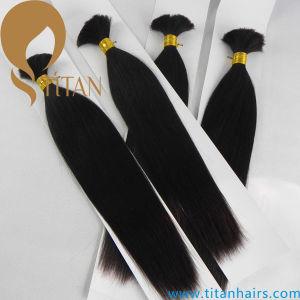 100% Brazilian Remy Hair Human Hair Bulk pictures & photos