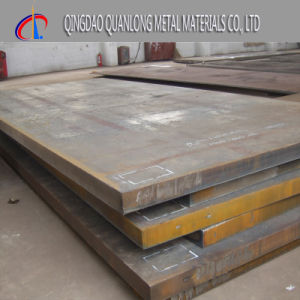 A242 A588 Corten a B Steel Plate/Weathering Steel Sheet pictures & photos