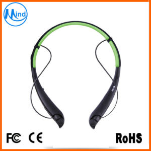 CSR8635 Bluetooth V4.1 Hot Selling Original Handfree Sport Bluetooth Earphones Necklace with Microphone pictures & photos