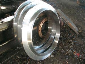 Dn400mm Blank Flange with Dn50 Drain Connection pictures & photos