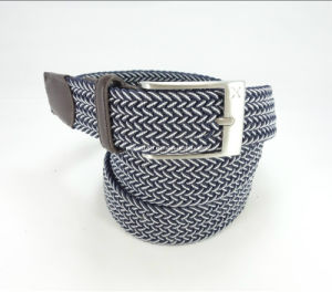 Elastic Braided Woven Belt pictures & photos