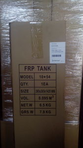 Pentair FRP Tank 1054 100psi Lowest Cost pictures & photos