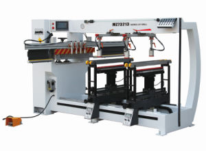 Multi- Spindle Wood Boring Machine for Making Cabinet pictures & photos