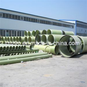 GRP Composite FRP Pipe Fiberglass Reinforced Plastic Pipe Water Transportation pictures & photos