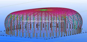 Steel Structure of Gymnasium pictures & photos