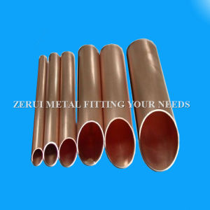 Straight Bending Copper Tube for Radiator pictures & photos