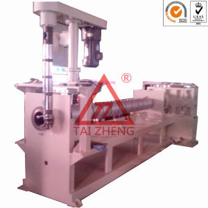 Single Screw PVC Cable Extruder Machine pictures & photos