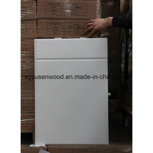 PVC Coated MDF Doors pictures & photos