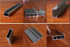 Aluminium Profile for Kitchen Cabinet Accessories pictures & photos