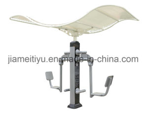 High Grade Park & Community Outdoor Fitness Equipment Leg Stretcher pictures & photos