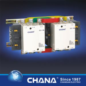AC/DC Cc1-150n Reversing Changeover Type Contactor pictures & photos