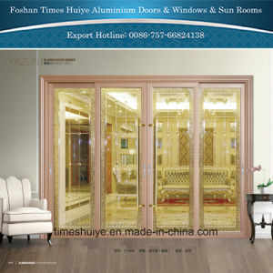 China Aluminium Interior Door with Different Panels and Designs pictures & photos