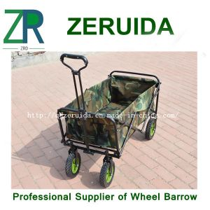 Folding Garden Wagon for Sale pictures & photos