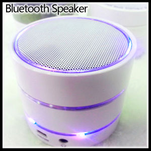 Mini Lightweight Portable Premium Sound Wireless Bluetooth Speaker with Rechargeable Battery pictures & photos