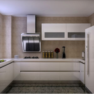 China Kitchen Cabinet Factory and Modern Home Furniture Kitchen Cabinets pictures & photos