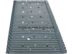 Rigid High Quality Black Sheets Cooling Tower PVC Fill (All type) pictures & photos