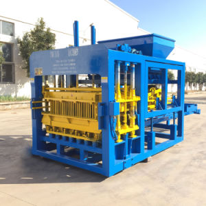 Qt12-15 Paving Stone Block Machine