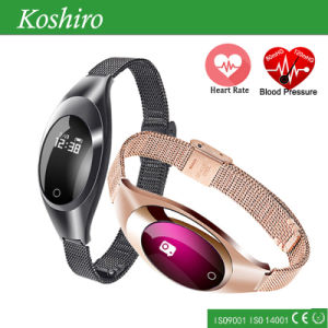 2017 New Ladies Fashion Fitness Smart Bracelet pictures & photos