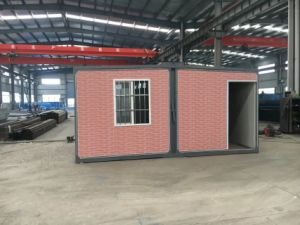 Long Life Span Prefab Container House pictures & photos