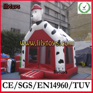 Inflatable Dogs Bouncer