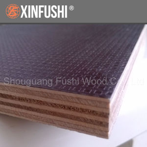 Antislip Film Faced Plywood for Construction pictures & photos