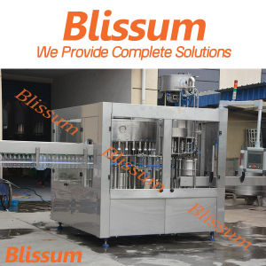 Complete Line of Producing Drinking Water Filling Packaging Machine pictures & photos