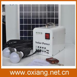 20W Solar Panel Portable DC Solar Generator Wholesale pictures & photos