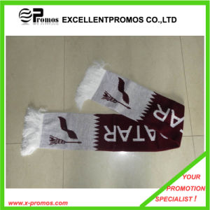 High Quality Fashion Wholesale Fan Scarf for Promotion (EP-S1222) pictures & photos