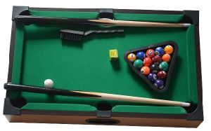 Pool Table Game Mini Billiard Table