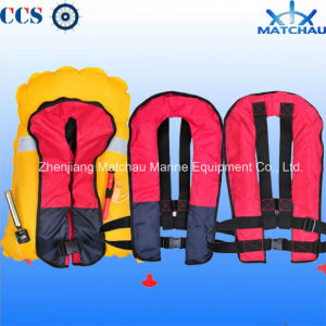 Marine Inflatable Life Jacket Automatic Type pictures & photos