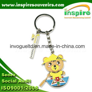 Kawaii Bear Charms Keychain for Promotion pictures & photos