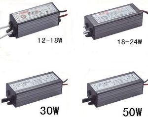 Waterproof High Voltage LED Transformer 220V LED Driver