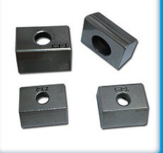 Rail Sintered Metal Pressure Block for CNC Machine Parts pictures & photos