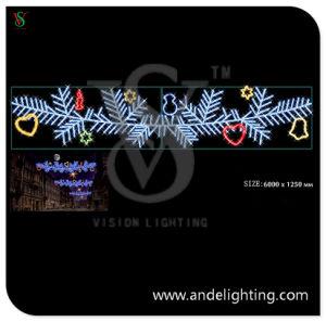Christmas Light LED 2D Street Motif Light pictures & photos