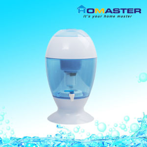 Mini Water Filtration with Egg Shape Bottle (V=HQY-19L) pictures & photos