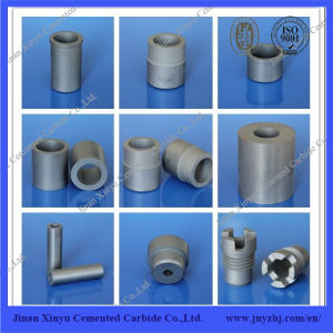 Manufacture of Tungsten Carbide Pump Shaft Bush/Shaft Protecting Sleeve pictures & photos