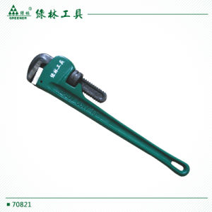 American Style Heavy Duty Pipe Wrench pictures & photos