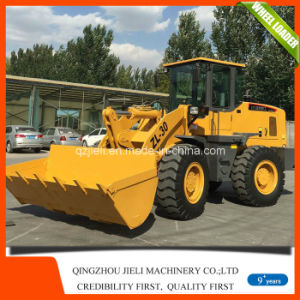 3000kgs Zl30 Wheel Loader Zl936 pictures & photos