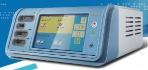 Med-Esu-Hv400 LCD Touch Screen Electrosurgical Generator, Surgical Diathermy Machine pictures & photos