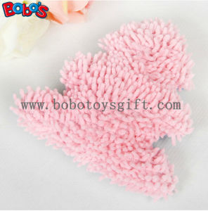 Stuffed Plush Pink Tree Shape Pet Toy with Squeaker BOSW1078/15CM pictures & photos