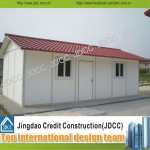 20-40 Sqm High Quality Prefabricated House for Living pictures & photos