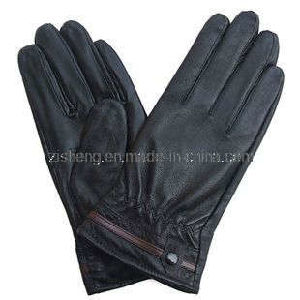 Leather Gloves (ZSLS-0009)