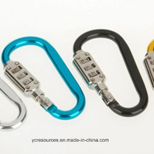Small Size Master Lock-Mountaineering Buckle Padlock (HW04001) pictures & photos
