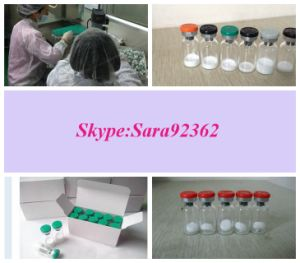 Polypeptide Anti-Aging Powder Hormone Pentadecapeptide Bpc 157 for Bodybuilding pictures & photos
