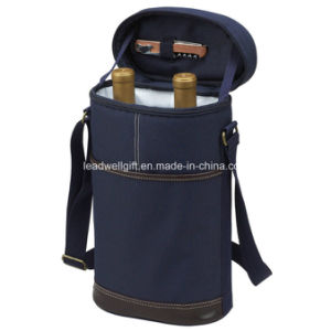 2-Bottle Insulated Wine Tote Wine Holder pictures & photos